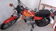 Honda Moped Oldtimer 50ccm