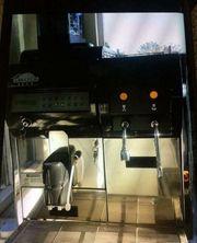 Brasilia SECS vollautomatische Kaffeemaschine einwandfreier