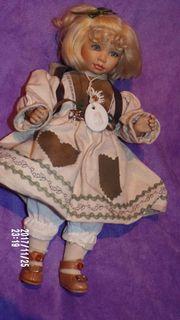 Christel Flörchinger Puppe Ines limitiert