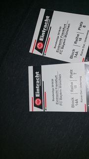Eintracht Frankfurt - Bayern München Tickets