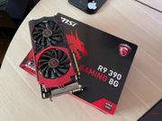 Grafikkarte AMD Radeon R9 390