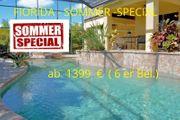 Summer special Florida Flug PKW