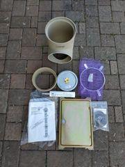 Schiedel Kamin Putztür Set