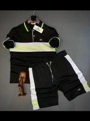 Lacoste Tshirt Hose drei Modelle