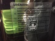 Landmann Edelstahl Säulengrill 1 x