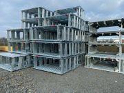 Gerüst 360qm Baugerüst Fassadengerüst 30m