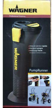 NEU - PumpRunner für Wagner Airless