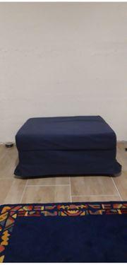 Sitzhocker - Gästebett