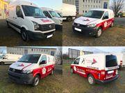 GETCHARLIE Transportervermietung Autovermietung Sprinter Mieten