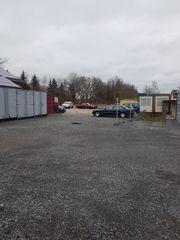 Stellplätze Lager Garage Container Vermietung