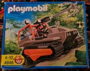 Playmobil 4846 Kettenraupe Schatzjäger