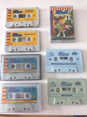 Kassetten von Bibi Blocksberg