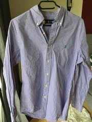 Ralph Lauren Hemd blau kariert