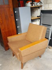2 Sessel aus den 60ern