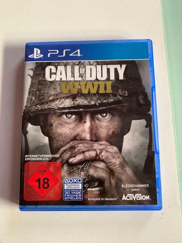 Call of Duty WWII Sony
