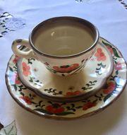Hübsches Kaffee-Service von Zeller Keramik