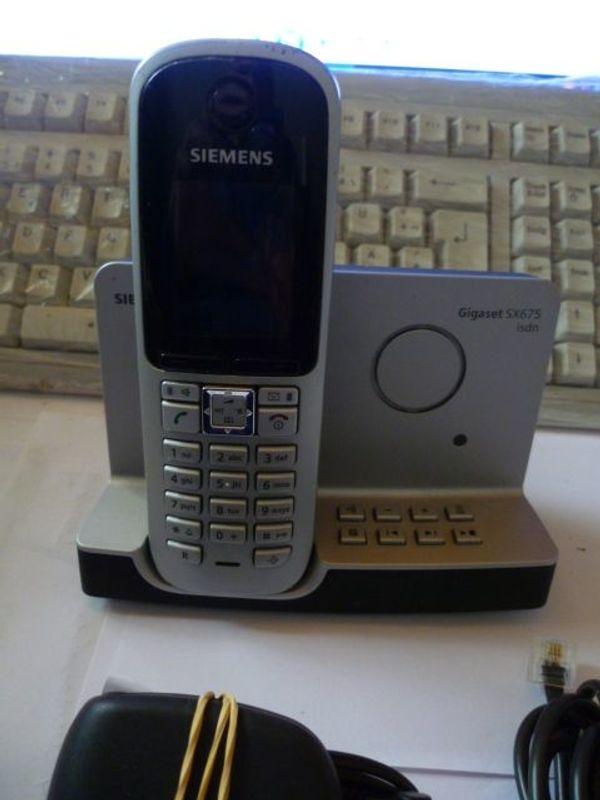 Siemens Gigaset SX 675 ISDN