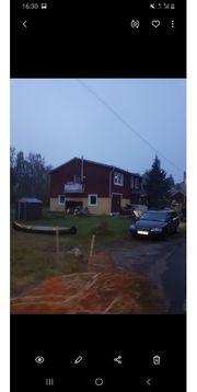 Nord schweden Langträsk villa zu