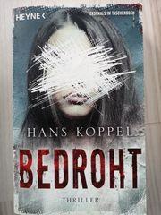Bedroht von Hans Koppel - Softcover