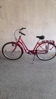 Retro City Bike BBF 28