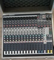 Soundcraft EFX 12 Mischpult mit