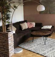 Couch Sofa braun