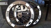 HED-Laufradsatz Carbon