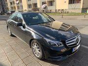 Mercedes E300h Diesel Hybrid von