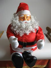 Weihnachtsmann Dekoartikel