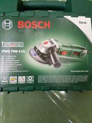 Bosch Winkelschleifer PWS 700-115