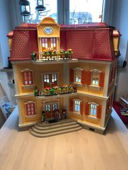 Playmobil Puppenhaus 5302 mit Beleuchtung