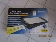 Zu Verschenken USB Color Flachbettscanner