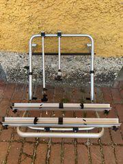 Fahrradträger Original AUDI für Heckklappe