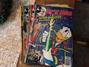 Biete Micky Maus Hefte zum
