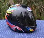 Motorradhelm von Shir Größe S