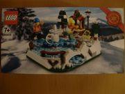 Lego Set 40416 Eislaufbahn Limited