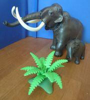 Playmobil 5105 Mammut mit Baby