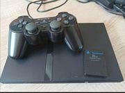 Playstation 2 Konsole inkl Lenkrad