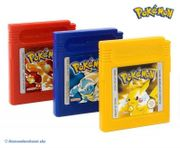 NINTENDO GAME BOY SPIELE POKEMON