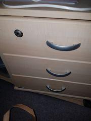 Schreibtisch Container PAIDI