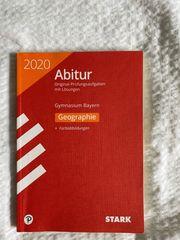 Abitur Original Prüfungsaufgaben 2020 Geographie