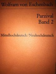 Buch Eschenbach Parzival Band 2
