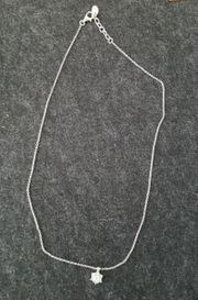 Esprit Damen Halskette mit Anhänger