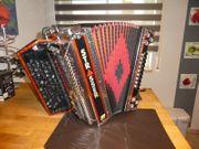 Steirische Harmonika 5-reihig Strasser de