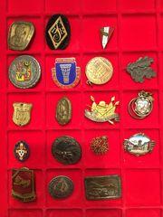 Anstecker Pins Anstecknadeln Abzeichen
