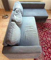 Ausziehbares Schlafsofa MANSTAD von IKEA