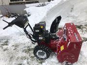 Schneefräse Canadiana 1650 84