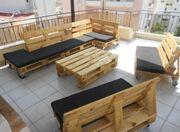 Europaletten zum Möbelbau- Palettenscout Nürnberg