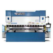 Hydraulische Abkantpresse CNC Delem 125x3200