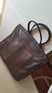 Leder Harold s Handtasche